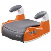 Evenflo Amp Performance No Back Booster Car Seat, Orange