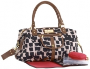 Cocalo Couture Chloe Hobo Diaper Bag, Inked Square