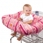 Bright Starts Cozy Cart Cover, Pink