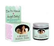 Earth Mama Angel Baby Earth Mama Bottom Balm, 2-Ounce Jars (Pack of 3)