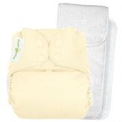bumGenius One-Size Snap Closure Cloth Diaper 4.0 - Noodle