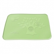 Green Sprouts Silicone Placemat, Green