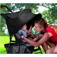 Kiddopotamus RayShade Single - Black