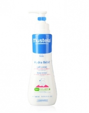 Mustela Hydra-Bebe Body Lotion w/ Pump 10.1 US fl. oz
