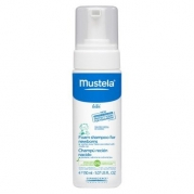 Mustela Bebe Foam Shampoo for Newborns - 5.1 fl oz