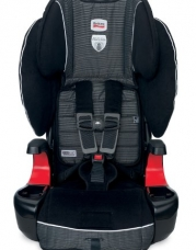 Britax Frontier 90 Booster Car Seat, Onyx