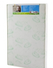 Dream On Me 3 Playard Mattress, White
