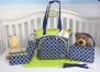 SoHo Collection, Chelsea 6 pieces Diaper Bag set *Limited time offer !*