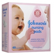 Johnson's Contour Nursing Pads - 60 ct