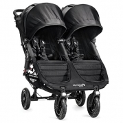 Baby Jogger City Mini GT Double Stroller, Black