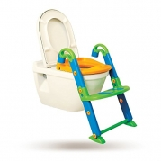 3-in-1 Toilet Trainer Potty Toilet Seat