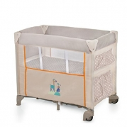 Hauck Dream'n Care Bassinet Travel Cot Animals by Hauck