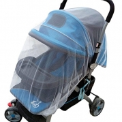 Gotd Universal 150-180cm Baby Cart Full Cover Mosquito Net Travel System Insect Netting Mosquito Insect Bee Bug Net Fits Most Strollers Bassinets, Cradles and Car Seats Safe Mesh Buggy Elastic White