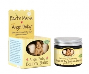 Earth Mama Angel Baby Angel Baby Bottom Balm, 2-Ounce Jars (Pack of 3)