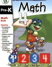 LeapPad Plus Writing: Pre-Kindergarten Book - Math
