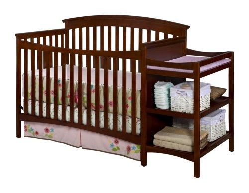 Delta Children S Products Walden Crib And Changer Spice