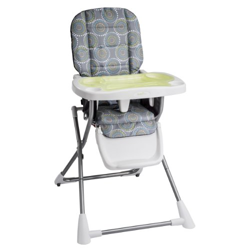 Evenflo pact Fold High Chair Galaxy Evenflo Evenflo