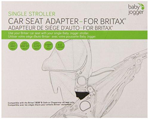 baby jogger britax b safe single car seat adapter baby jogger baby jogger kids strollers bj90122. Black Bedroom Furniture Sets. Home Design Ideas