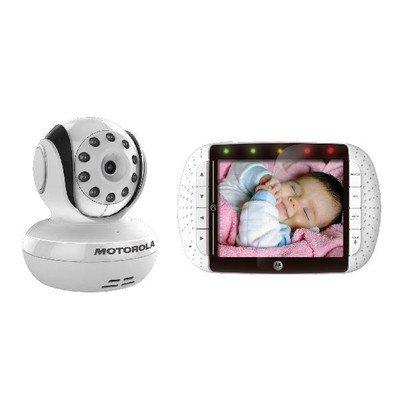 motorola mbp36 simulated cameras 3 5 inch white. Black Bedroom Furniture Sets. Home Design Ideas